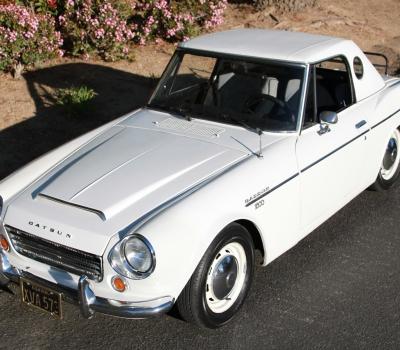 1966 Datsun 1600 Roadster- CA Car & Affordable!