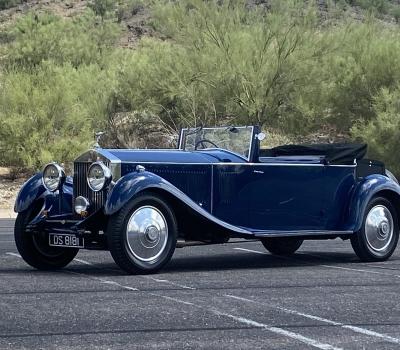 1930 Rolls-Royce Phantom II DHC