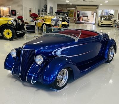 1936 Ford Custom Bud Light Street Rod by Boyd Coddington