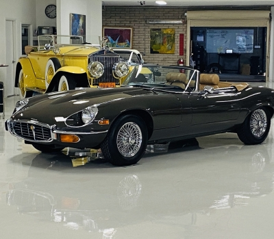 1972 Jaguar XKE Series III OTS Roadster