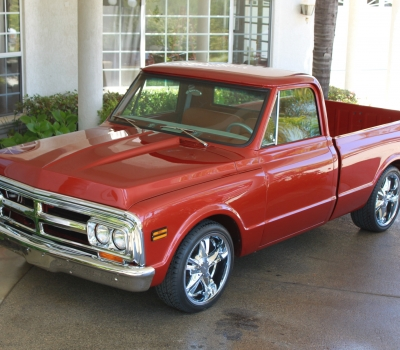 1972 GMC Custom 1/2 Ton Pick-Up, Show Winner!!