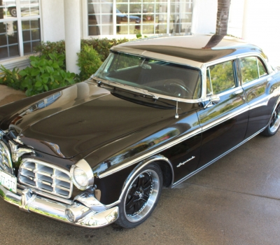 1955 Imperial Sedan, PNW Car, Restored, Show or Tour!