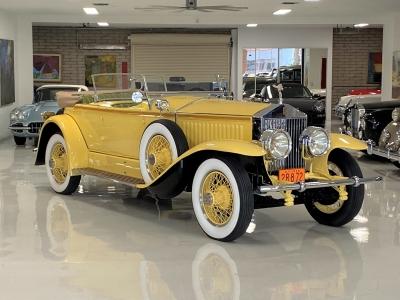 1928 Rolls-Royce 40/50hp Phantom I Ascot