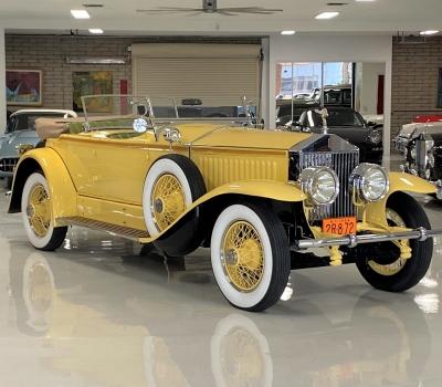 """Gatsby Rolls"" 1928 Rolls-Royce Phantom I Ascot"