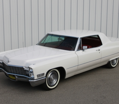 1968 Cadillac Coupe deVille, Gorgeous! Show or Tour!