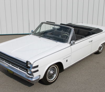 1966 AMC Ambassador 990 Convertible, 86k mi., Show or Tour! 1 of 1,798!!