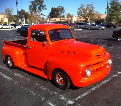 1952 Ford F100 Pick-up Custom, Located for B-Day!!