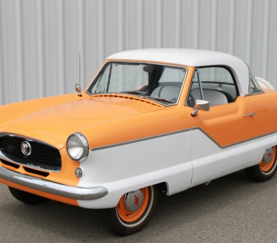 1959 Nash Metropolitan Coupe, Calif Car since new, Restored!!