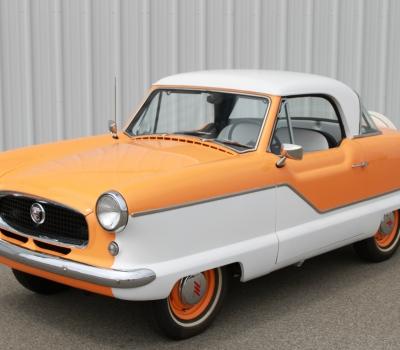 1959 Nash Metropolitan Coupe,  Restored!!