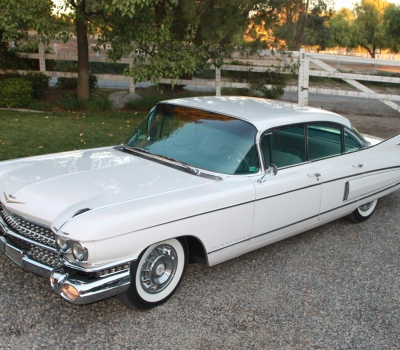 1959 Cadillac Fleetwood, One Owner, 22k Miles! Best Original Extant?