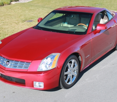 2005 Cadillac XLR, 9k Miles, Three Calif Owners, Gorgeous!