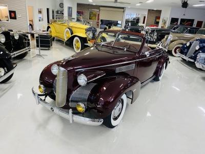 1939 La Salle Series 50 Convertible Coupe