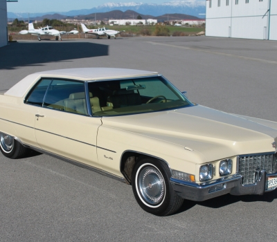 1971 Cadillac, Coupe deVille, One Owner, Gorgeous Survivor!!
