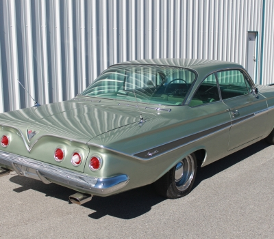 1961 Chevy Impala, Bubbletop, Very Original and Rare!