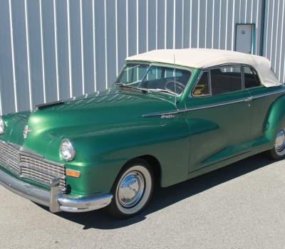 1946 Chrylser Windsor, Highlander Conv, Three Owners!
