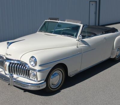 1950 DeSoto Custom Convertible, 350 V8, Cruiser!