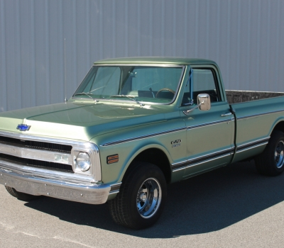 1970 Chevy C-10 Truck, Fully Restored, 350, Gorgeous!