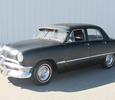 1950 Ford Custom Sedan, CA, Rat Rod, Chevy V8!
