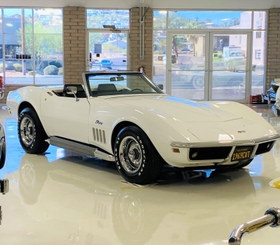 1969 Chevy Corvette Convertible