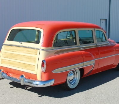 1954 Chevy Woody Wagon, 350 V8, Shows or Cruise!!