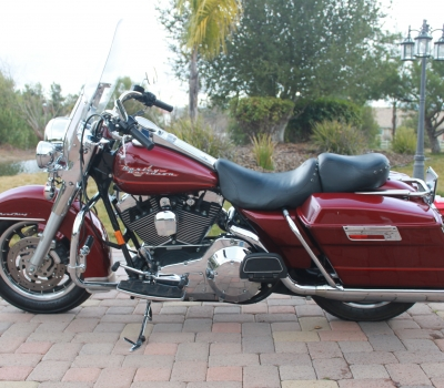 2002 Harley Davidson Road King, 39k Miles, Gorgeous!
