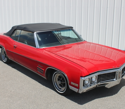 1970 Buick Wildcat Convertible, Rust Free AZ Car since new!!