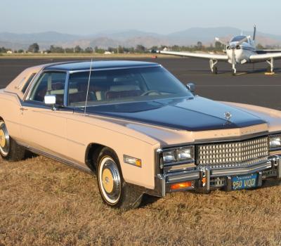 1978 Cadillac Eldorado, Custom Biarritz Classic, 7k Miles!