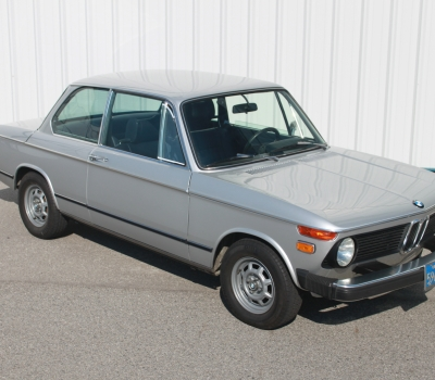 "1974 BMW 2002, One Owner, CA ""Blue Plate"", Restored!"