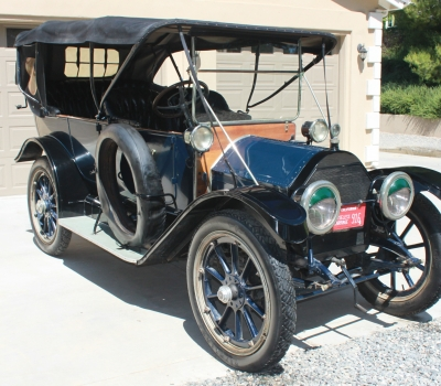 1912 Cadillac Model 30 Touring, Last Owner 50 Years!