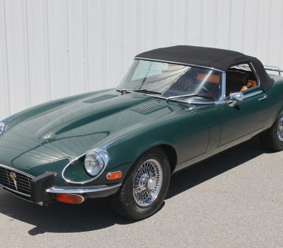 1973 Jaguar XKE Series III (V-12) Roadster