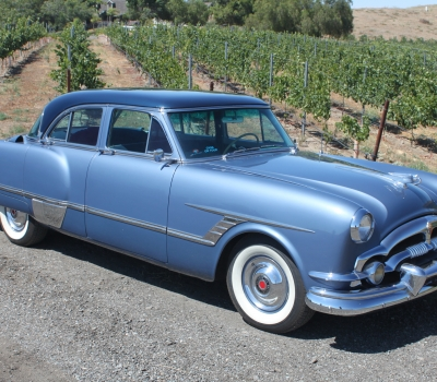 1953 Packard Patrician, Restored, A/C, Gorgeous!