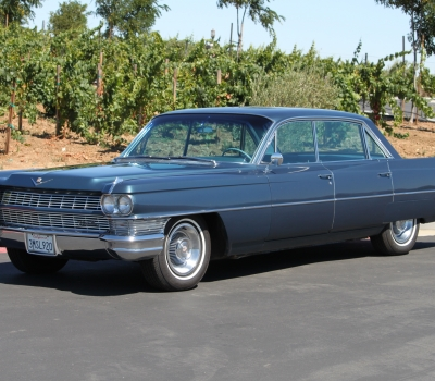 1964 Cadillac Sedan DeVille, 35k Orig Miles!,