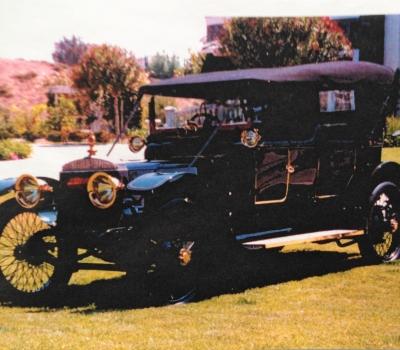 1911 Daimler Touring
