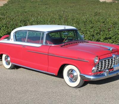 1955 Hudson Hornet Custom Hollywood, Restored, RARE!!