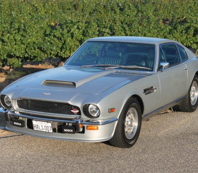 1976 Aston Martin, V8 Coupe, 47k Miles, Concours Winner!!