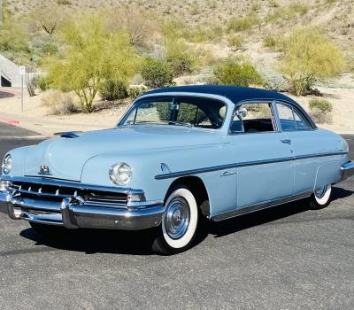 1951 Lincoln Cosmopolitan Capri Coupe