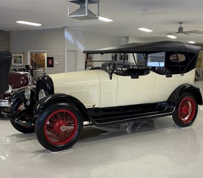 1922 Marmon Model 34B Touring