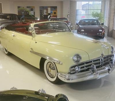 1949 Lincoln Cosmopolitan Convertible