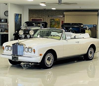 1992 Rolls-Royce Corniche IV