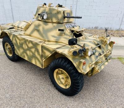 1960 Ferret Scout Tank MKII-4