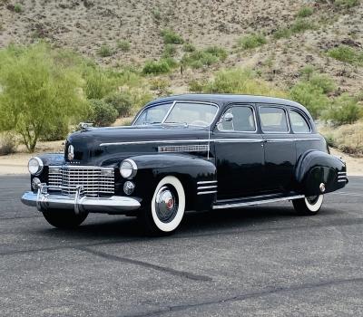 1941 Cadillac Series 75 Five-Passenger Touring