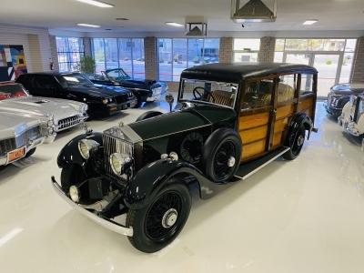 1926 Rolls-Royce Phantom I Shooting Brake
