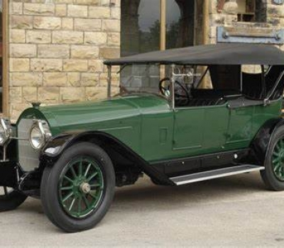 1926 Locomobile Model 48 Sportif