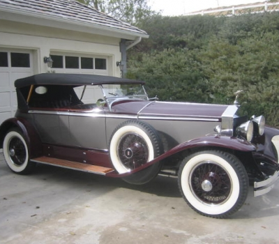 1928 Rolls-Royce Phantom I Ascot Tourer, Beautiful Restoration, Award Winner