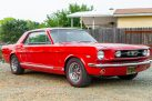 1966 Ford Mustang K-Code Coupe