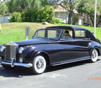 1960 Rolls-Royce Phantom V Sedanca deVille by James Young