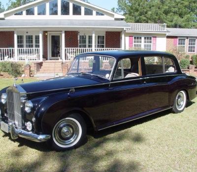 1961 Rolls-Royce Phantom V Park Ward Limousine