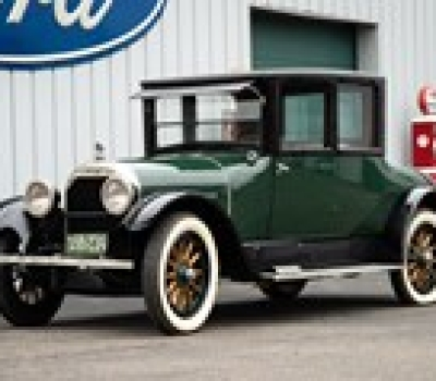 1922 Cadillac Type 61 Four-Passenger Coupe