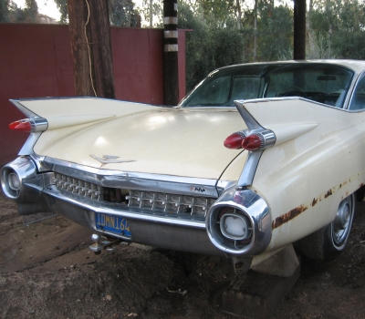 1959 Cadillac 62 Coupe- 62k mi., Great for Restoration