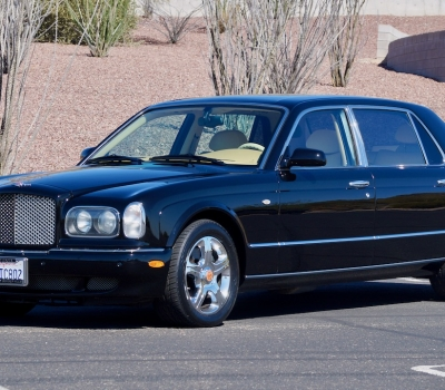 2001 Bentley Arnage RL LWB
